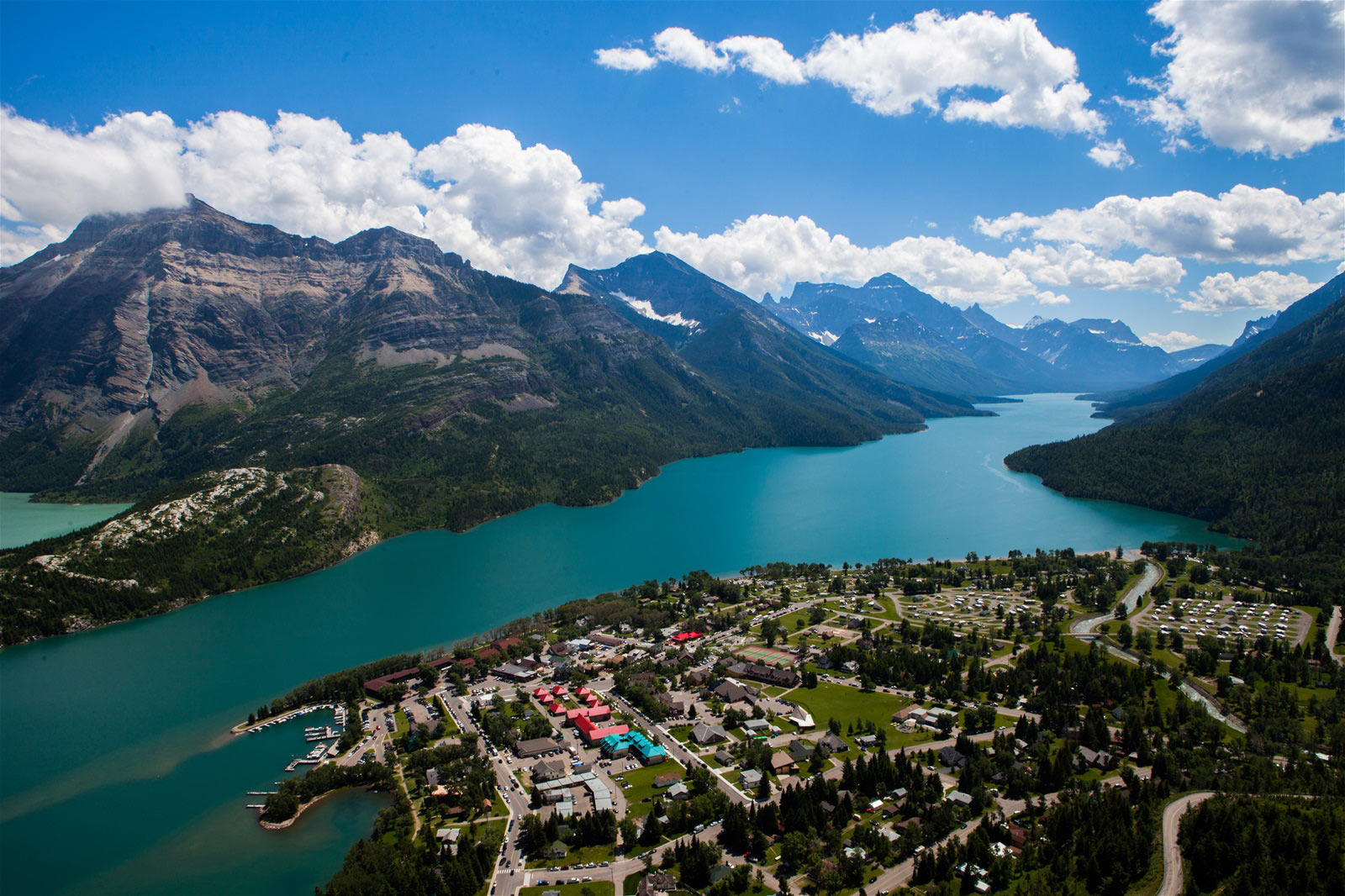 「Waterton Glacier International Peace Park」の画像検索結果