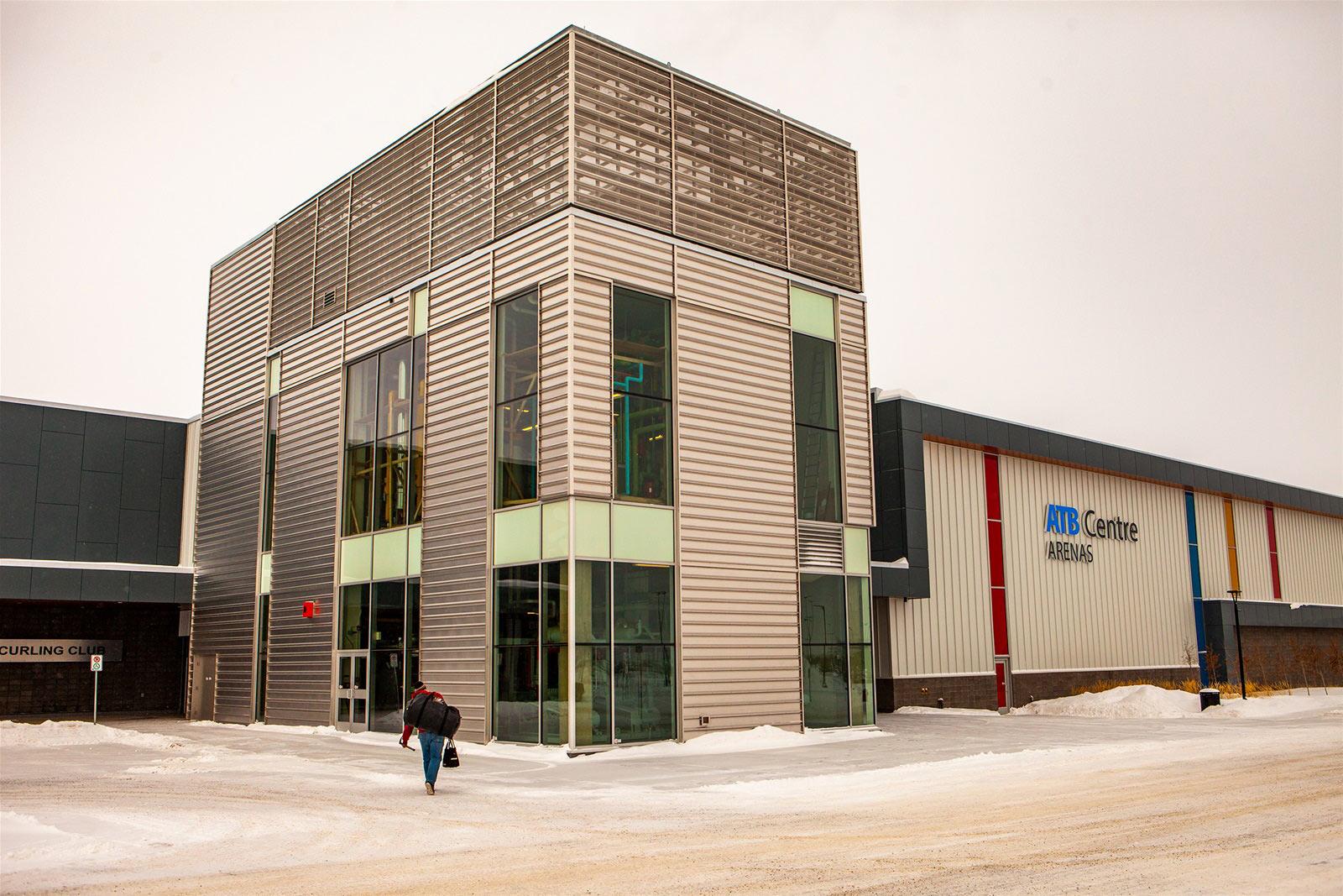 ATB Centre in Lethbridge, Alberta : Sports & Recreation